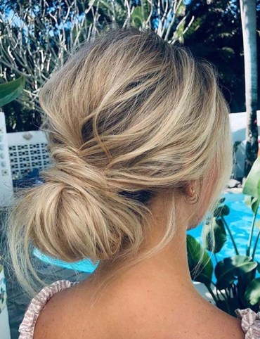 Effortless Bridal Updo Hairstyles for Gorgeous Look