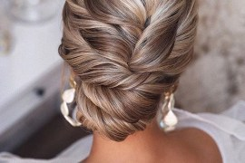 Elegant Updo Hairstyles Ideas to Show Off Nowadays