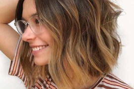 Fresh Balayage Shades for Short to Medium Cuts to Wear in 2019