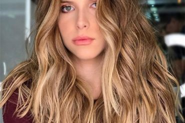 Golden Brown Hair Color Ideas for 2019