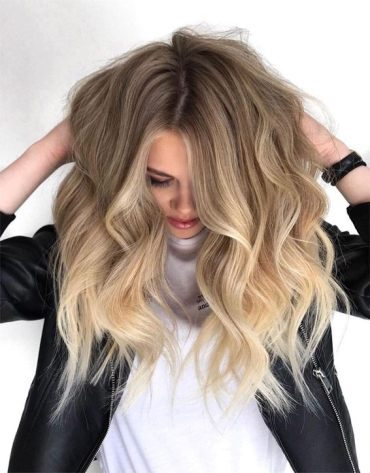 Pretty Babylight Balayage Hairstyle & Trends for 2019