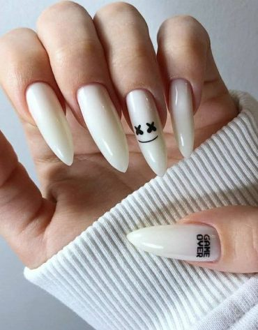 Marvelous Nail Art Designs for Long Nails In 2019