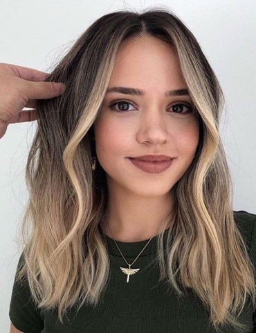 Perfection Of Face Framing Balayage Hair Colors for 2019