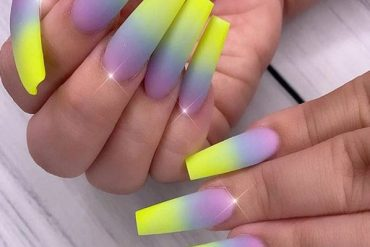 Unique Style of Coffin Nails to Try Now