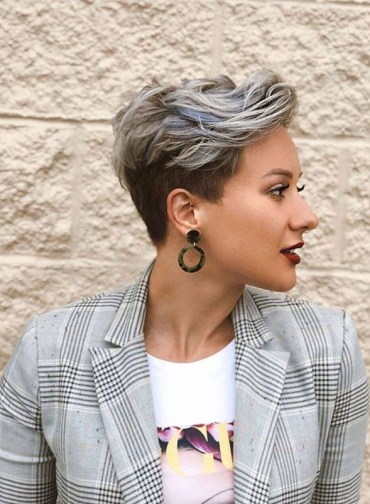 Amazing Pixie Haircuts for Short Hair to Show Off in 2020