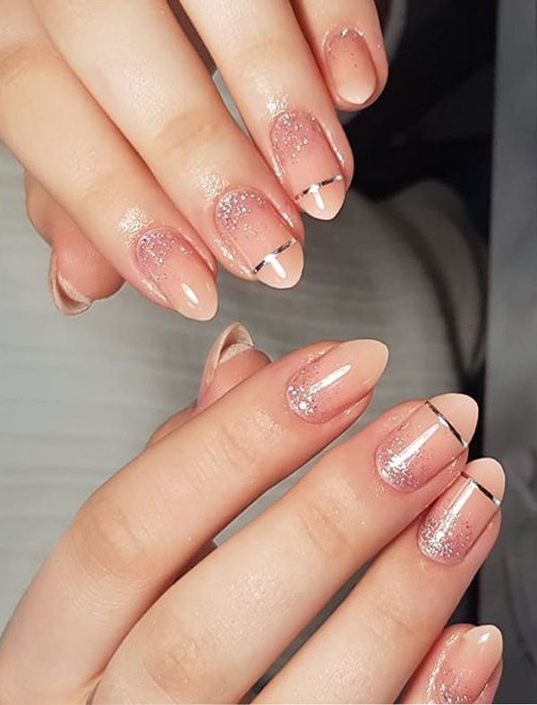 Cutest Nail Arts and Designs with Pink Shades in 2020