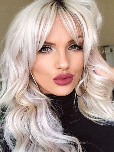 Fantastic Platinum Blonde Hair Colors to Show Off in 2020