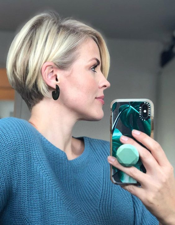 Dazzling Style of Short Haircuts You'll want to Wear