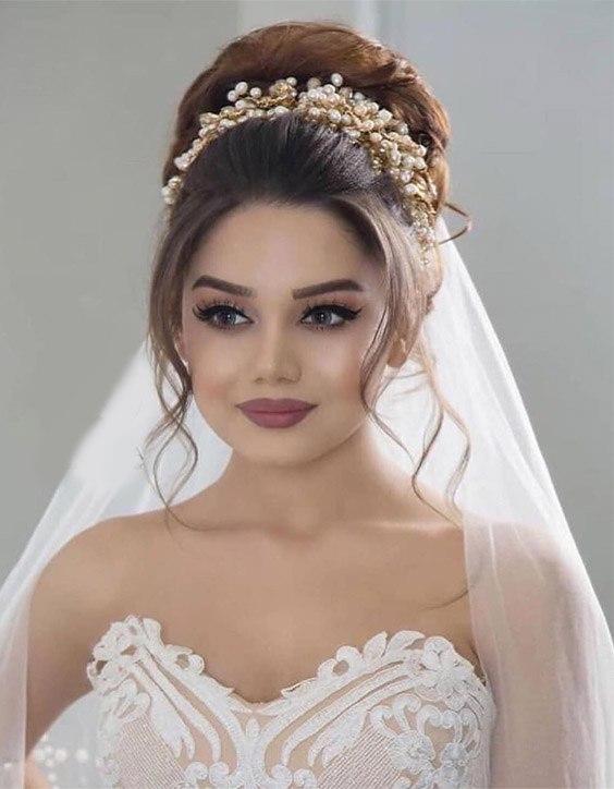 Fresh & Modern Bridal Makeup Styles for 2020 Girls