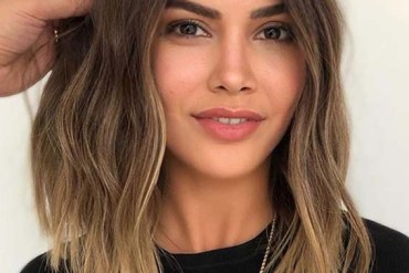 Awesome Medium Length Hair Cuts and Hair Color Ideas in 2020