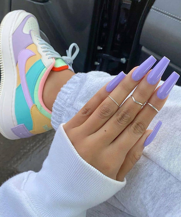 Delightful & Charming Nail Art Ideas for 2020