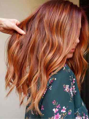 Gorgeous Redhead Shades for Long Locks in 2020