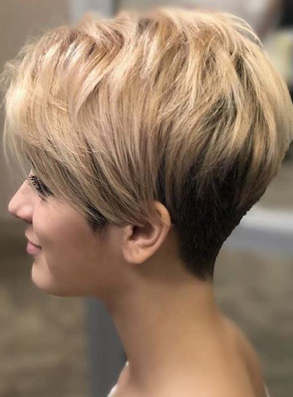 Latest Short Haircuts for Women and Girls to Show Off in 2020