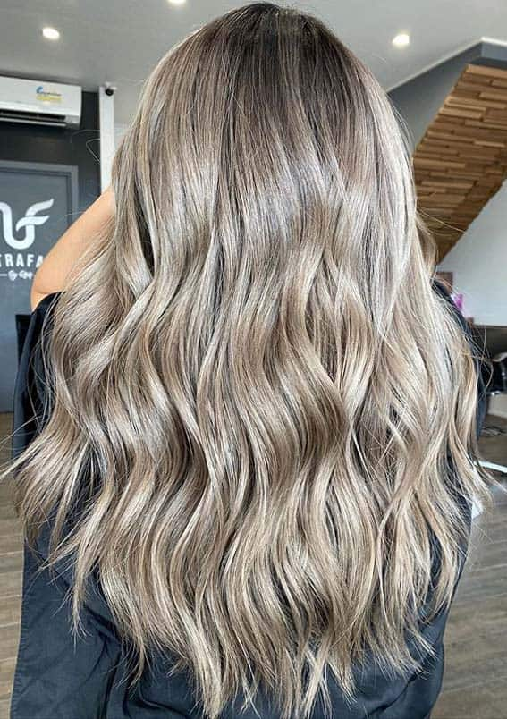 Modern Creamy Cool Blonde Hair Colors to Show Off in 2020