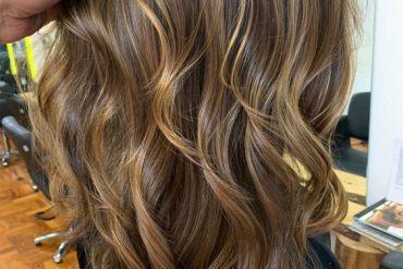 Modern Looks of Blonde Hair Color for Long Hair