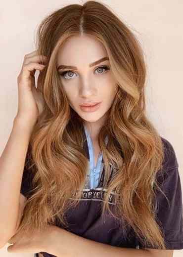 Most Beautiful Long Hairstyles and Hair Color Trends in 2020