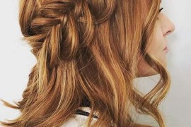 Amazing Braids with Ginger Shades Hair Colors in Year 2020