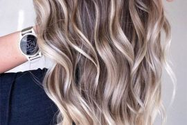 Balayage Hair Color Highlights & Trends for 2020