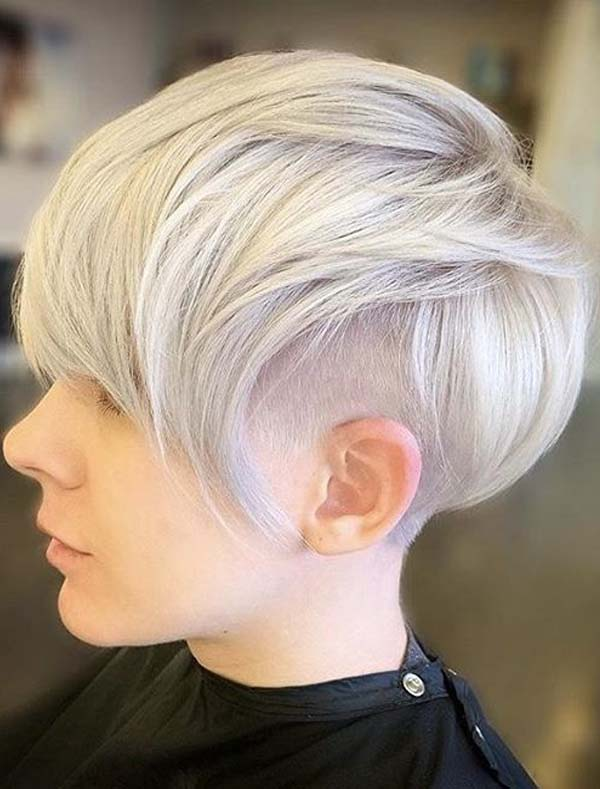 Amazing Short Pixie Haircuts for Women to Sport in 2020