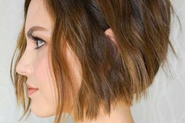 Delightful Look of Short Hairstyles for Girls In 2020