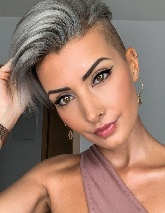 Gorgeous Hair Color Style & Trends for Short Hair