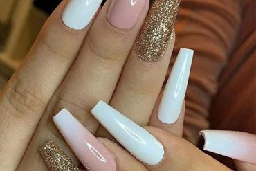 Marvelous Nail Art Ideas & Shapes for 200