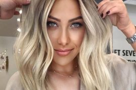Best Style of Medium Blonde Hair to Wear Now
