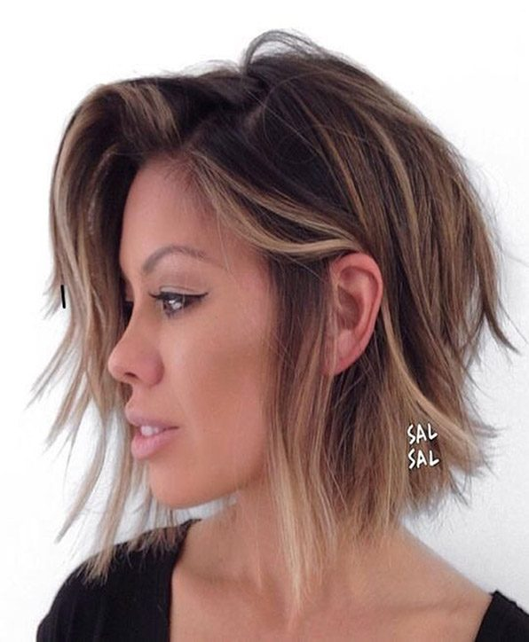 Gorgeous Look of Long Bob Haircuts to Update Your Look