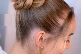 Chic High Bun Hairstyles for Women to Try in Year 2020