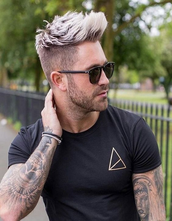 Gorgeous Men Haircut & Styles to Try In 2020