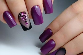 Charming & Cute Nails Style to Enhance Finger Beauty