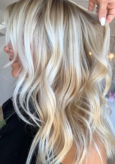 Fantastic Soft Blonde Hair Colors for Women in 2020