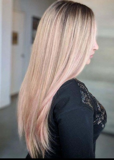Cutest Blonde and Bany Pink Hair Color Shades to Apply Nowadays