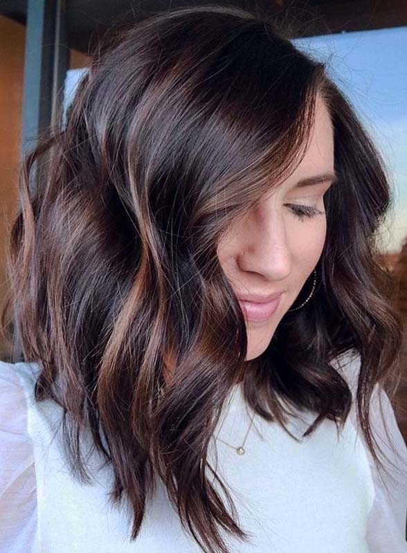 Best Brunette Hair Color Shades to Sport