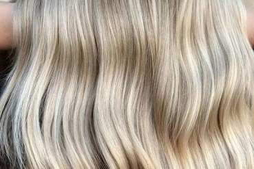 Dreamy Vanilla Blonde Hairstyles