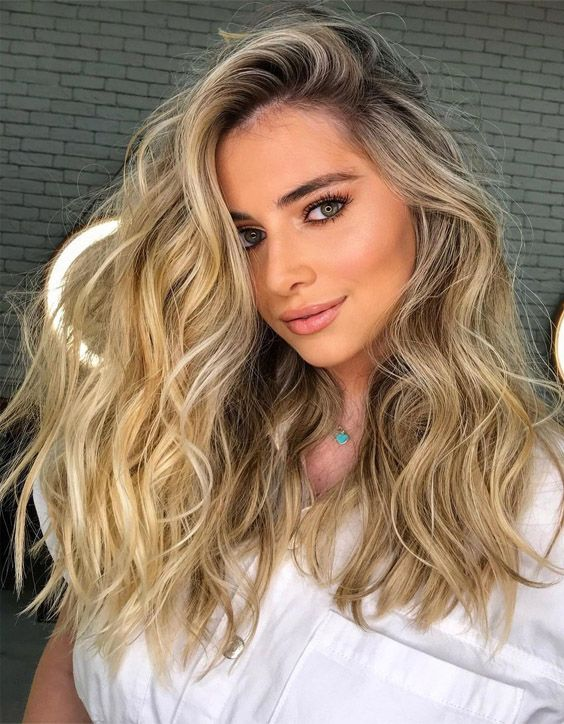 Most Amazing Baby Lights Hair Color for 2021
