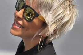 2021 Trendy Short Haircut & Style for All Girls