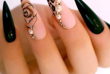 Lovely & Cute Nail Style to Copy Right Now