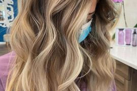 Modern 2021 Balayage Hair Color for Stylish Girls