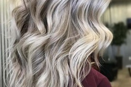 Perfect Blonde Hair Colors Highlights for Long Hair