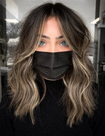 Modern & Fresh Hair Color Ideas for 2021 Girls