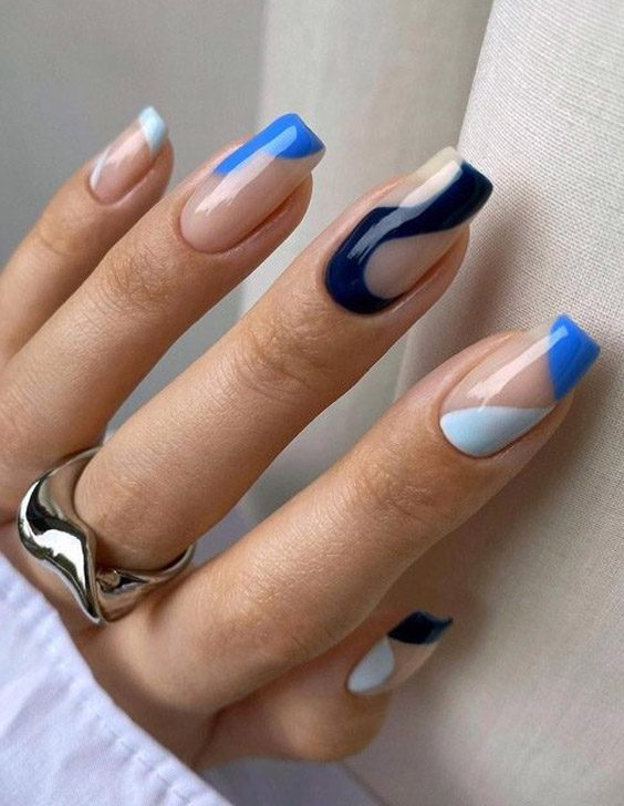 Awesome Style of 2021 Nail Ideas for Teenage Girls
