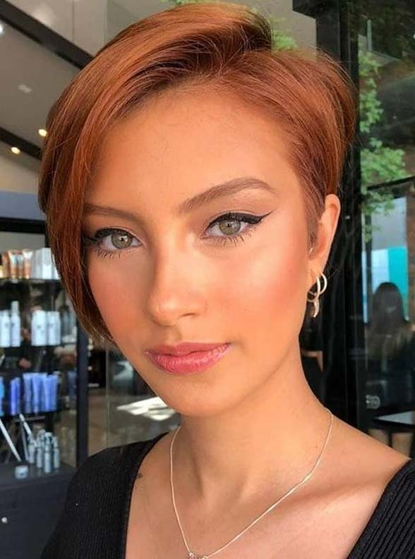 Best Short Cropped Haircut Styles for Girls