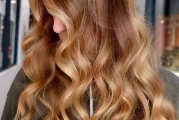 Fantastic copper blonde Hair Color Tones