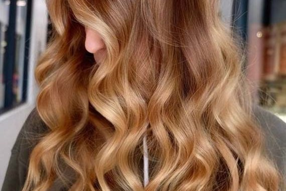 Fantastic copper blonde Hair Color Tones