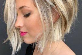 Fresh Look of Short Haircut & Hair Color In 2021
