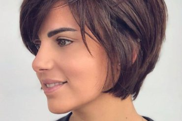 Fres Look of Short Haircut & Style to Copy Now
