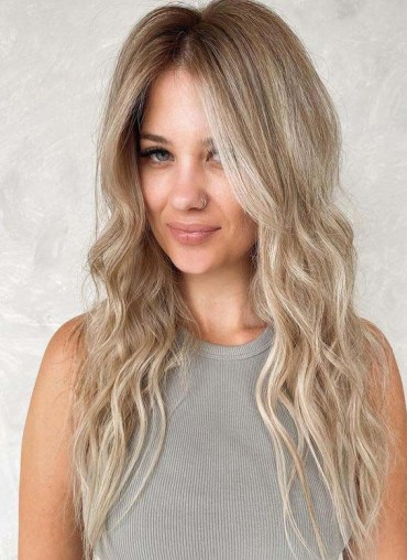 Stunning Bronde Hair Color Ideas for Summer