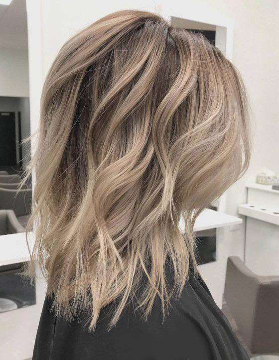 Layered Haircuts for Shoulder Length Hair