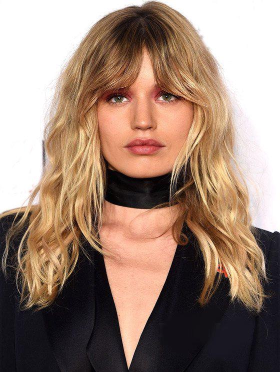 Mid Length Haircuts & Hairstyles
